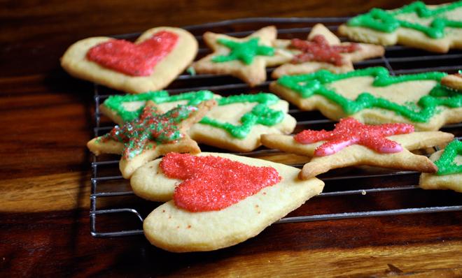 Sugar Cookies Foodess