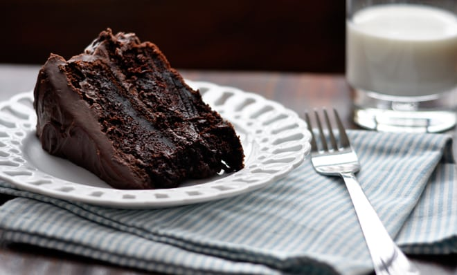 Moist Chocolate Cake Recipe - Foodess