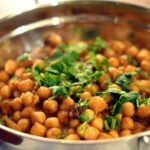 Chickpeas in Star Anise