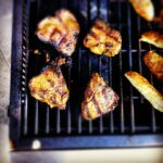 Indian Spiced Grilled Lamb Chops