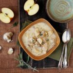 Chicken Stew with Apples and Cabbage