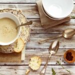 Apple Parsnip Soup