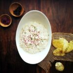Caramelized Onion & Goat Cheese Dip