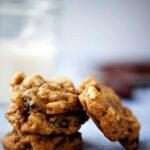 Spiced Date & Raisin Cookies (aka Hermit Cookies)