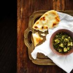 Saag Paneer {Spinach Curry}