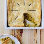 Homemade Samosa Pie