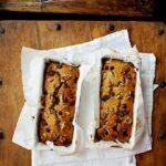 Date & Walnut Zucchini Loaf