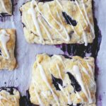 Rustic Blueberry Hand Pies