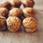 Moist Pumpkin-Zucchini Muffins