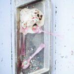 Candy Cane Fudge Swirl Ice Cream