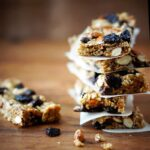 Chewy Cherry Chocolate Granola Bars