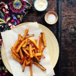 Crispy Baked Butternut Squash Fries