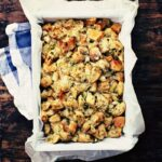 """Unstuffed"" Herb and Apple Turkey Stuffing"
