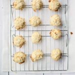 Almond-Cardamom Cream Cheese Cookies