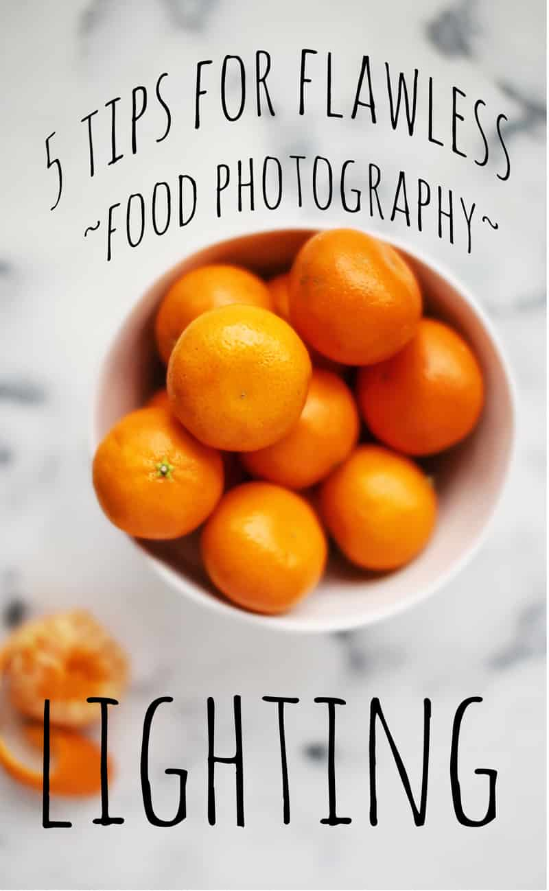 5 tips for flawless food photography lighting www