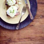 Buttermilk Hollandaise Sauce + Steak & Blue Cheese Bennys