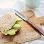 Healthy Breakfast Sandwich with Egg & Avocado