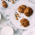 Chocolate Chip Zucchini Cookies