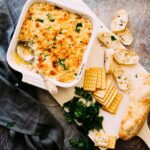 Hot Artichoke and Shrimp Dip