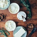 Introducing Five Canadian Cheeses