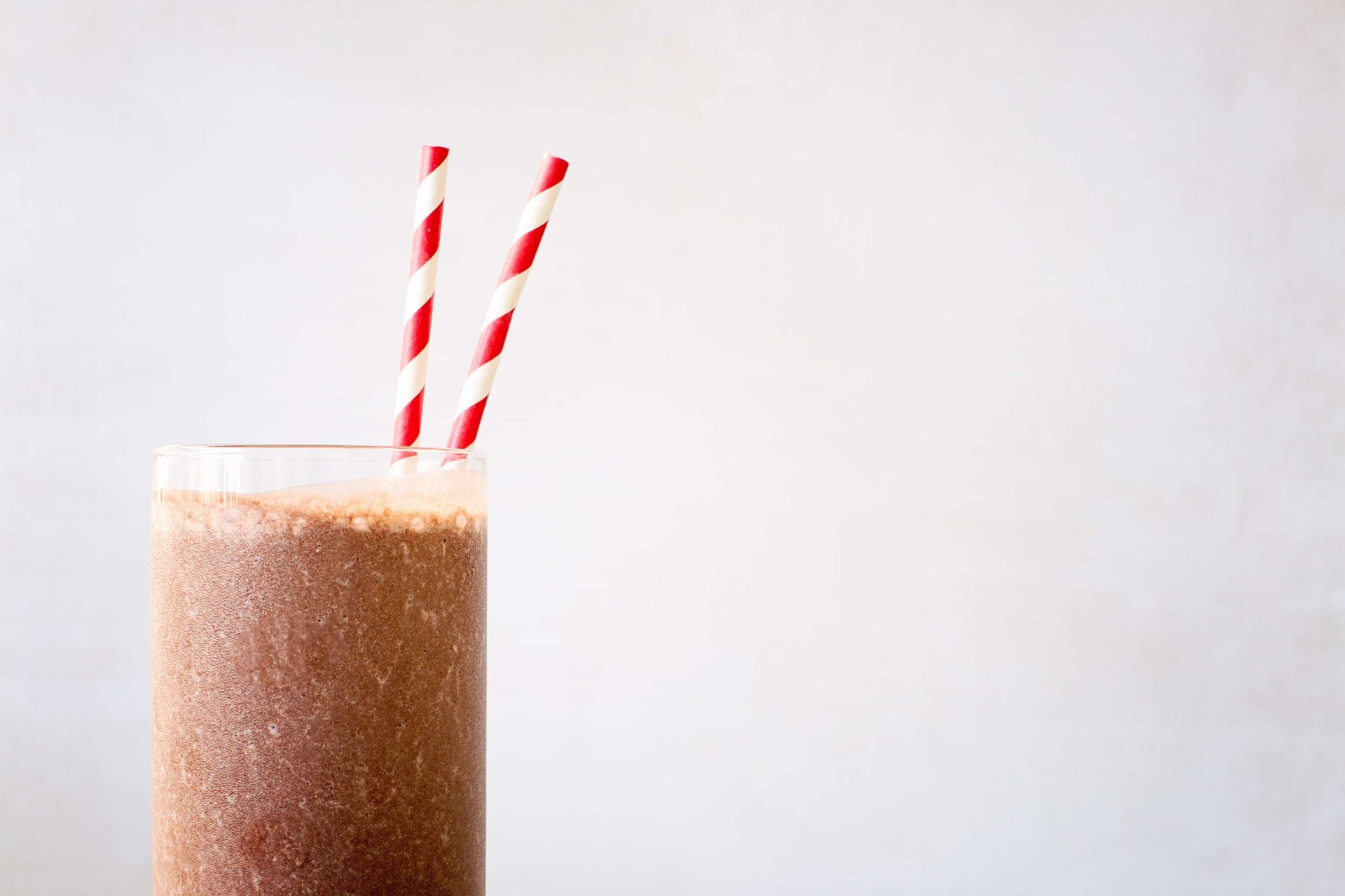 Oatmeal Chocolate Smoothie