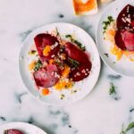 Beet and Citrus Salad with Tarragon