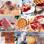 8 beautiful berry dessert recipes to make this summer!