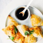 Flaky (Shortcut!) Samosas