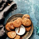 Soft & Chewy Apple-Cinnamon Gingersnaps