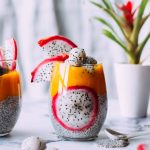 Tropical Overnight Chia Breakfast Parfaits