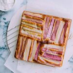 GingerRhubarb Cake