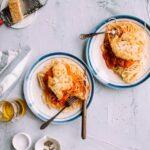 Crispy Baked Chicken Parmesan
