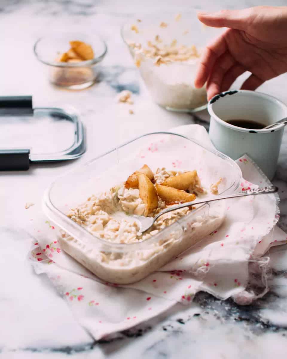 Bircher Muesli Recipe Foodess Com