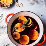 Citrus Mulled Wine