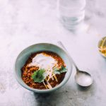 Pressure Cooker Chicken Chili