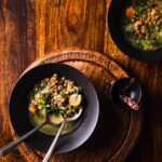 Hearty Lentil & Kale Soup