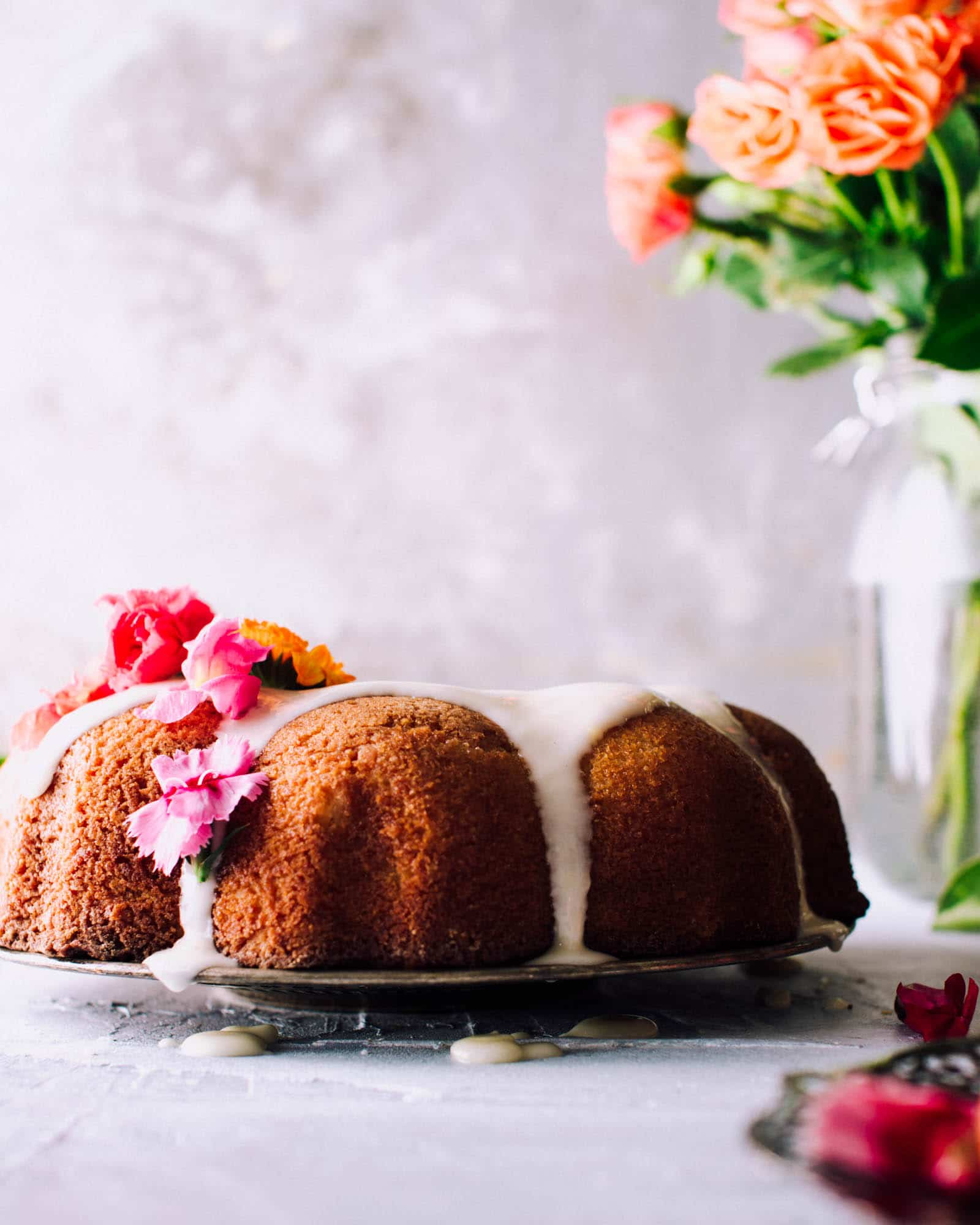 Orange Bundt Cake Recipe