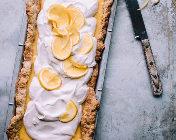 Easy Lemon Tart