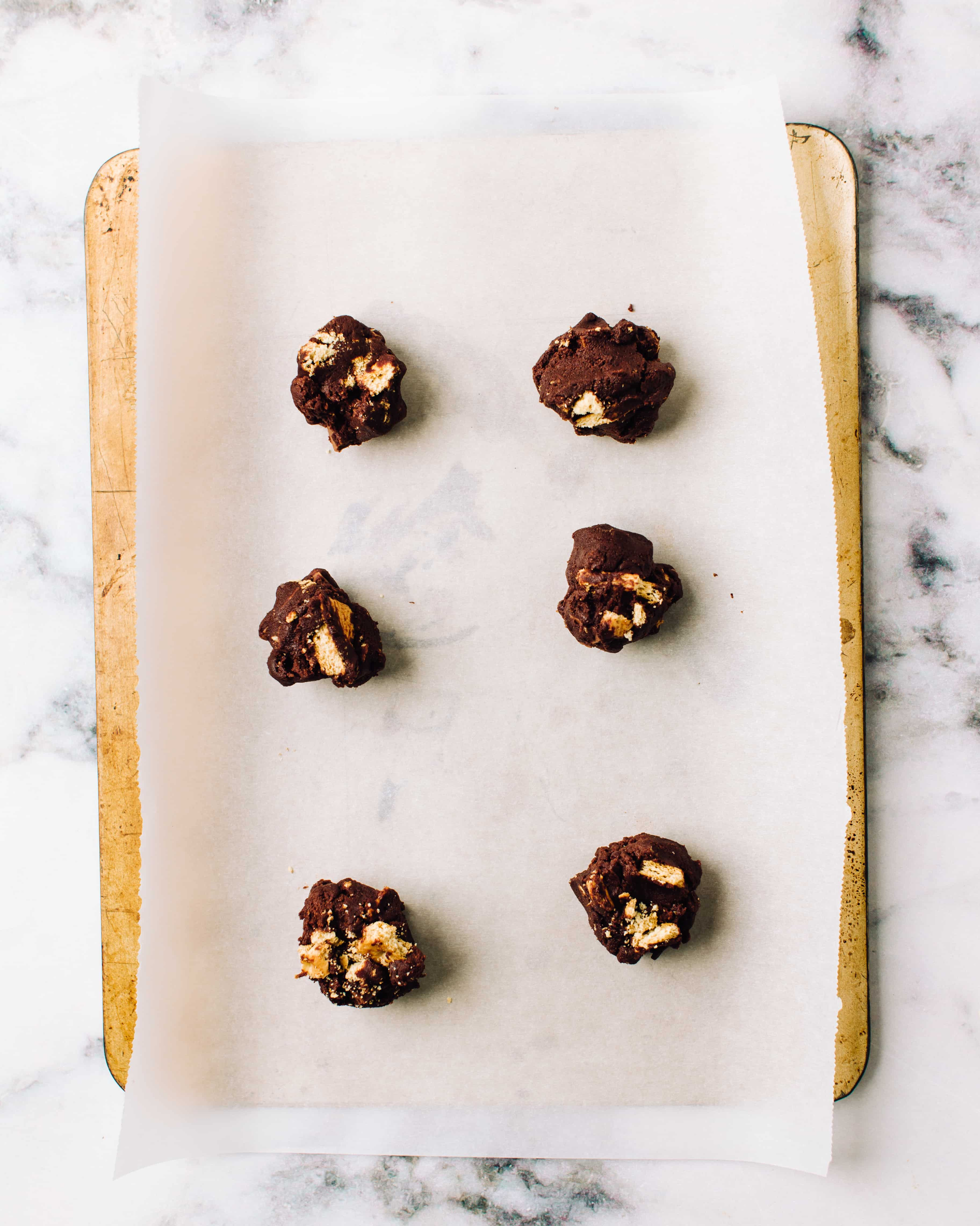 S'Mores Cookies | Foodess Recipe