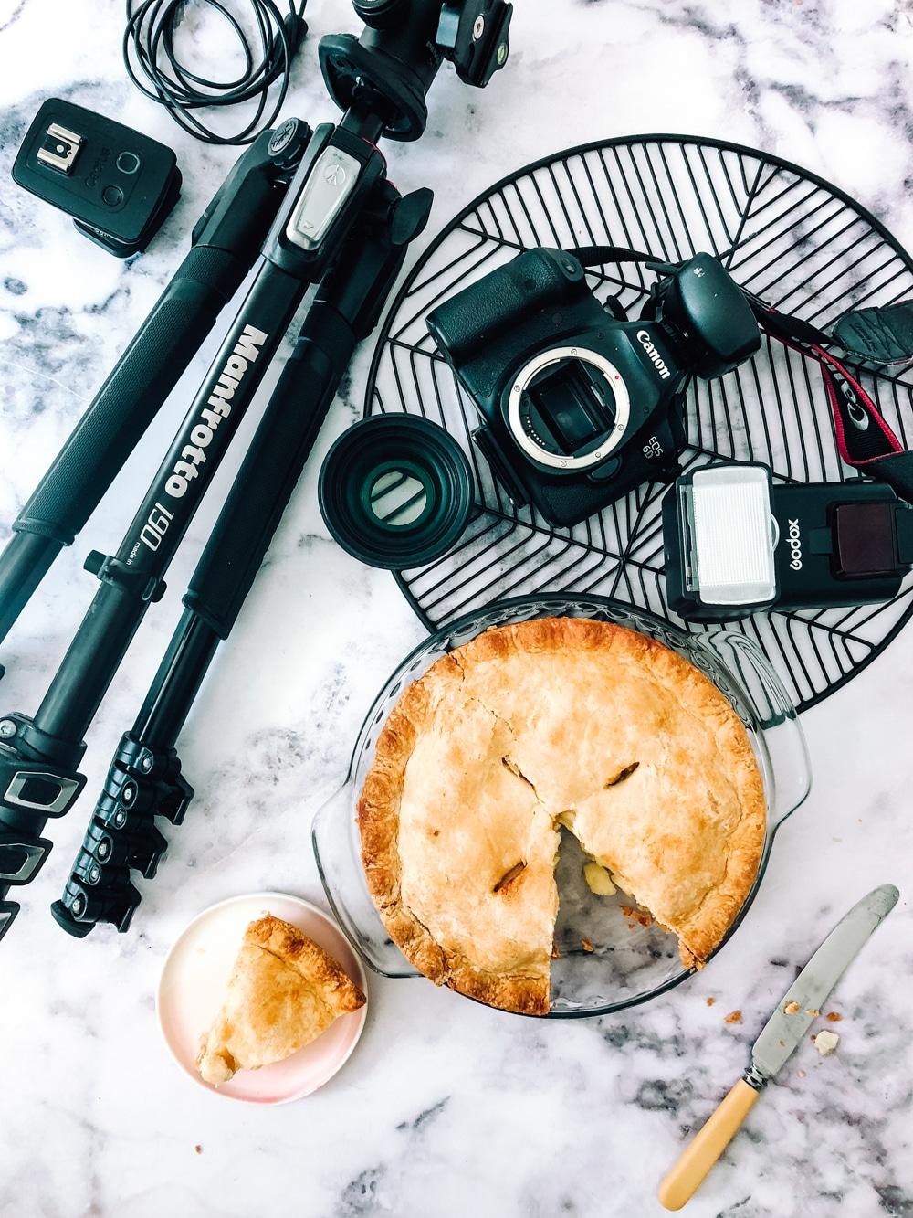 Food Photography Gear