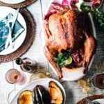 Roast Tandoori Turkey