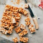 Butterscotch Peanut Butter Marshmallow Squares