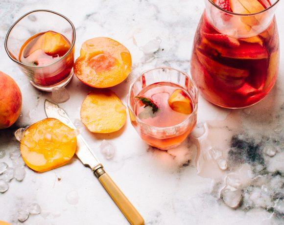 Rose Wine Sangria Recipe