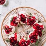 Christmas Pavlova Recipe