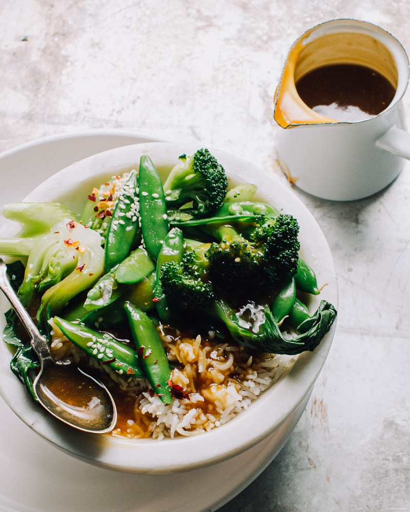 Simple Stir Fry Sauce Recipe