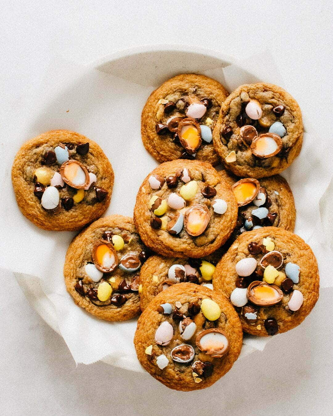 Loaded Easter Cookies Recipe