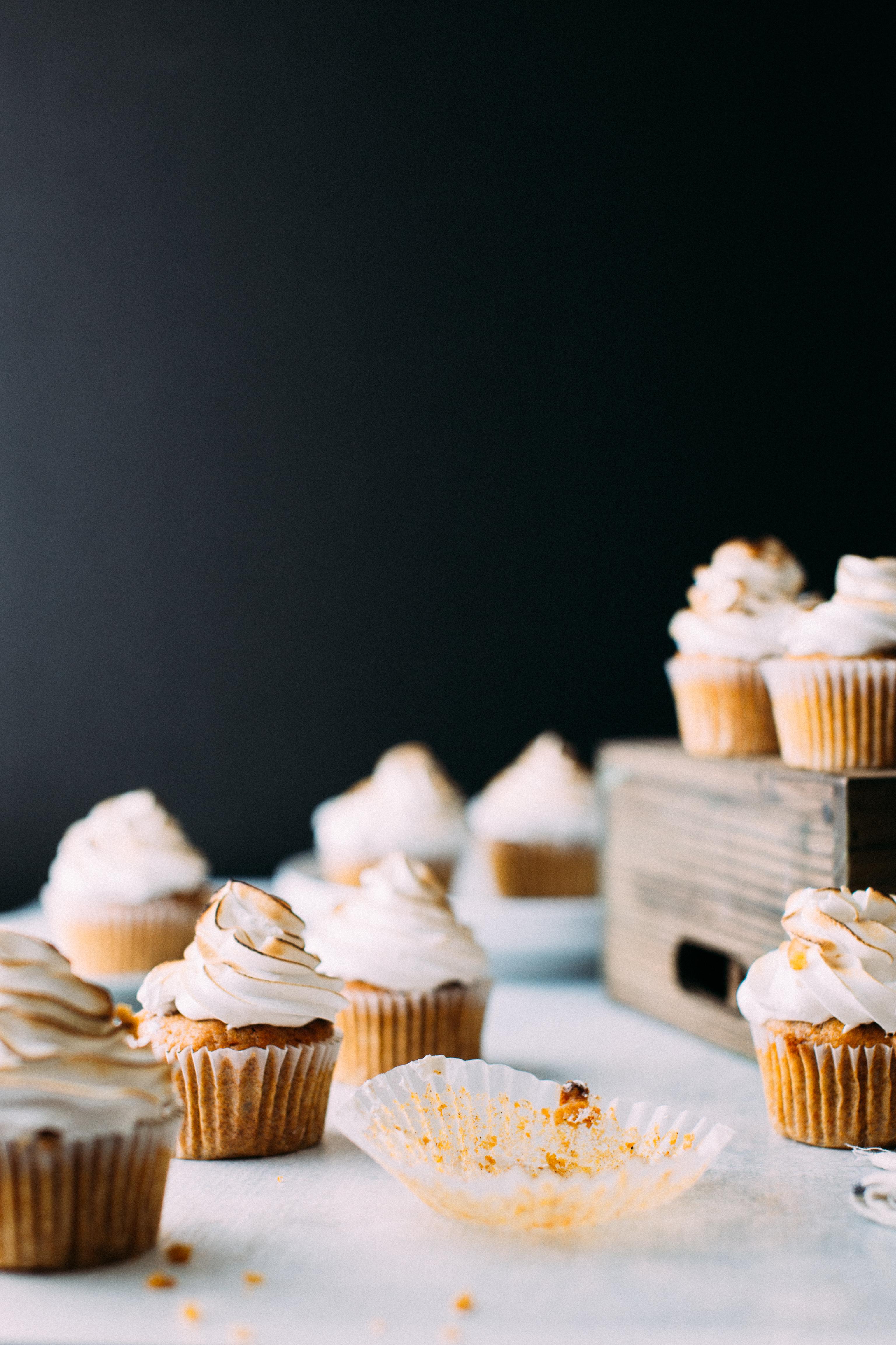 Cake Sweet Potato - memories of childhood